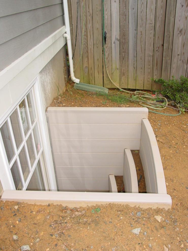 Basement - traditional basement idea in DC Metro
