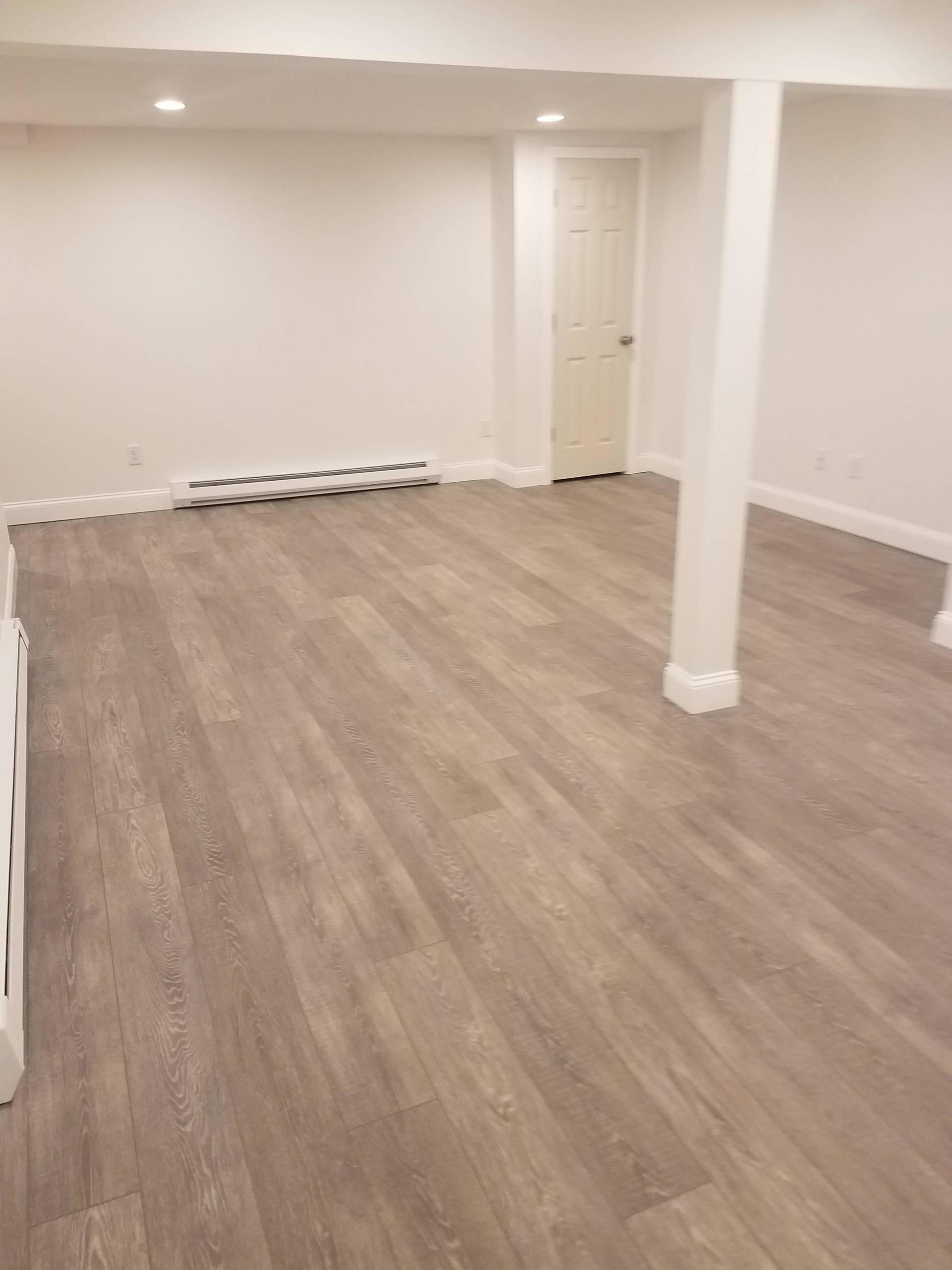 Vinyl Plank Flooring Basement Ideas, Vinyl Laminate Flooring For Basement