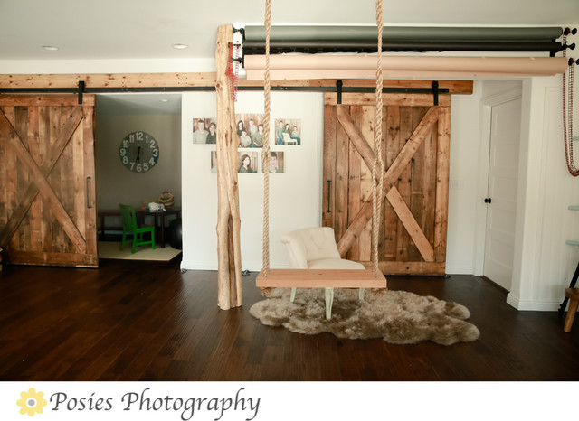 Cottage inspired photography studio with rustic flair for Exterior remodel and design omaha