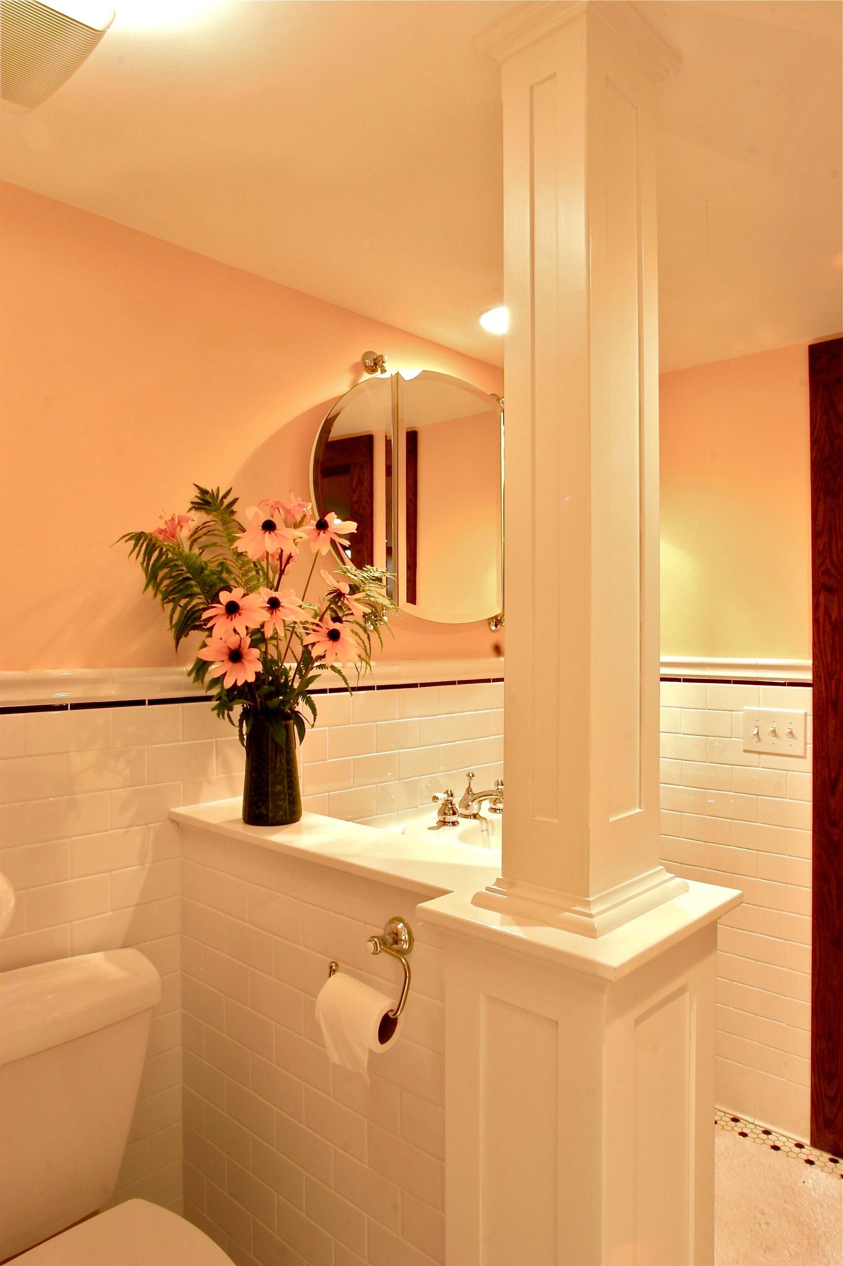 COTY Award Basement Bath