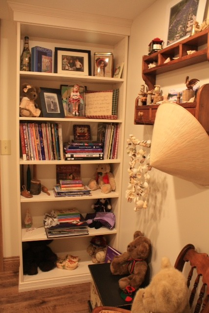 Craft and sewing room - Transitional - Basement - Cleveland - by Store with Style
