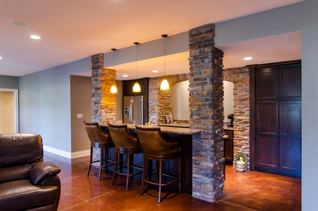 custom home spanish bay eclectic basement other metro by brown