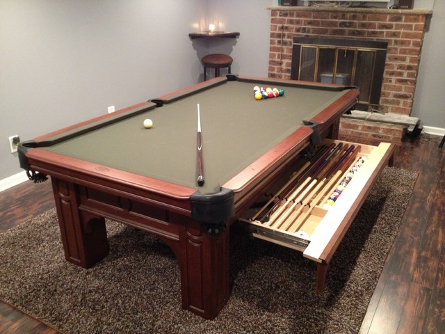 garage decorating ideas - Delivered Game Room Furniture