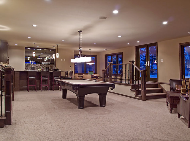 Edina Country Club Custom Designed Home - Modern - Bat ... on country home office design, country home garden design, country home living room design, country home kitchen design,
