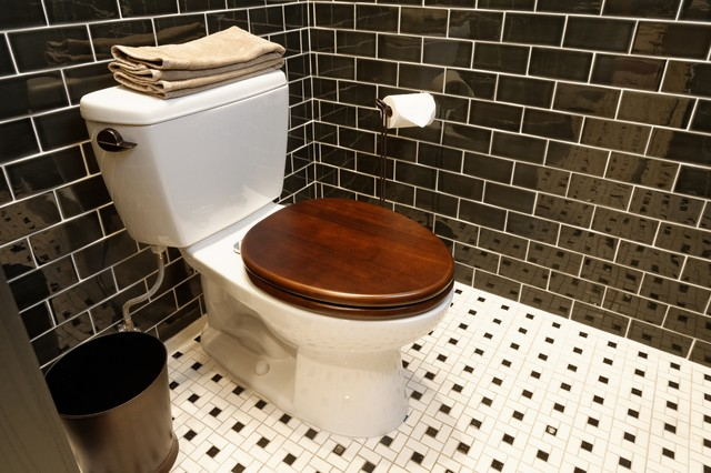 Equestrian Themed Lower Level Recreational Room industrial bathroom   Equestrian Themed Lower Level Recreational Room Industrial. Industrial Toilet Design