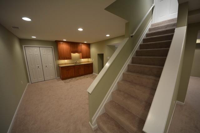 finished basement ellicott city 3 md traditional basement