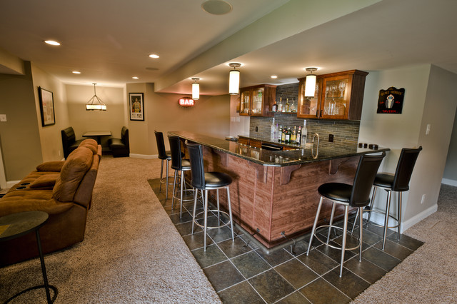 Finished basement malvern west chester downingtown for Western basement ideas