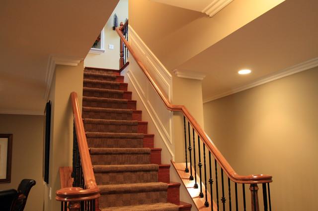 finished basement rochester mi traditional basement detroit