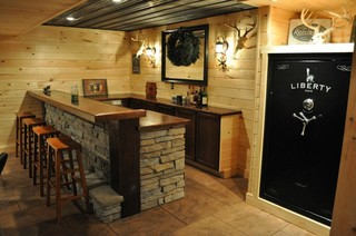 decorating ideas bedroom 1 rustic basement bar design ideas