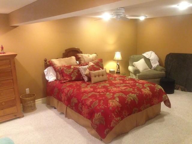 Finished Lower Level / Basement basement