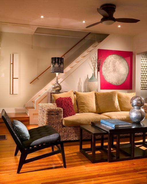 Designer Basements: Hawthorne House