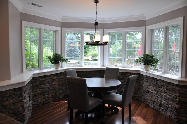 Hellertown Lehigh County Basement Traditional Dining Room Philadelphia By Lehigh Valley