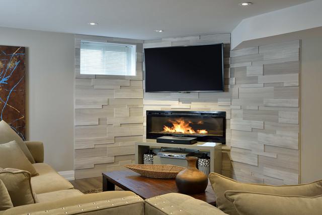 home renovation burlington transitional basement toronto by