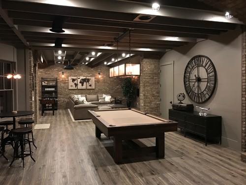 48 Inspirational Basement Designs For Your Edmonton Home Amazing Basement Designs