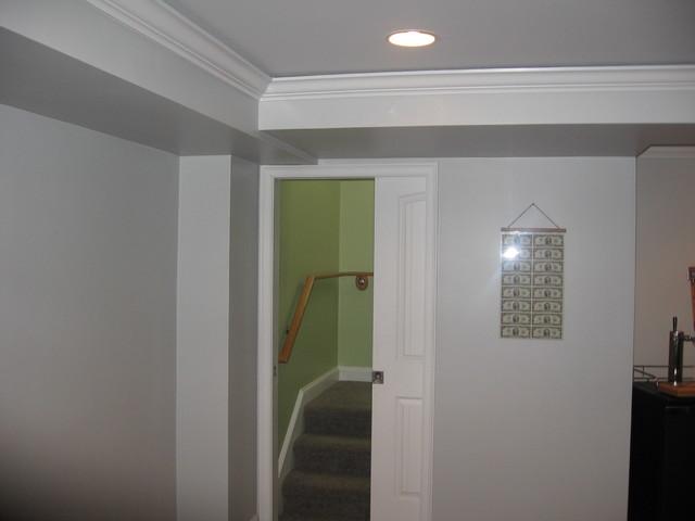 Jay Ct Basement modern-basement