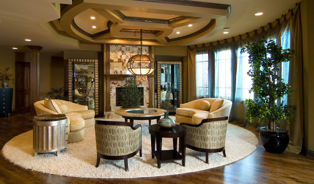Luxury Home Tour For SeBern Homes Transitional