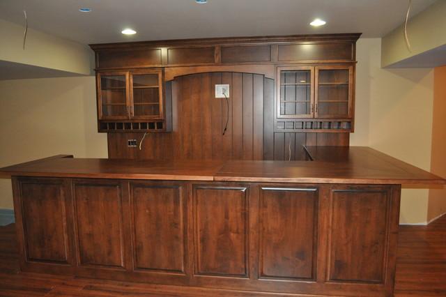 man cave bar. Man Cave Bar traditional basement