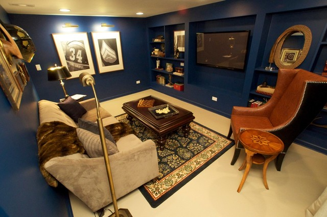 Man Cave With Steve Harvey : Man cave make over number for the steve harvey show