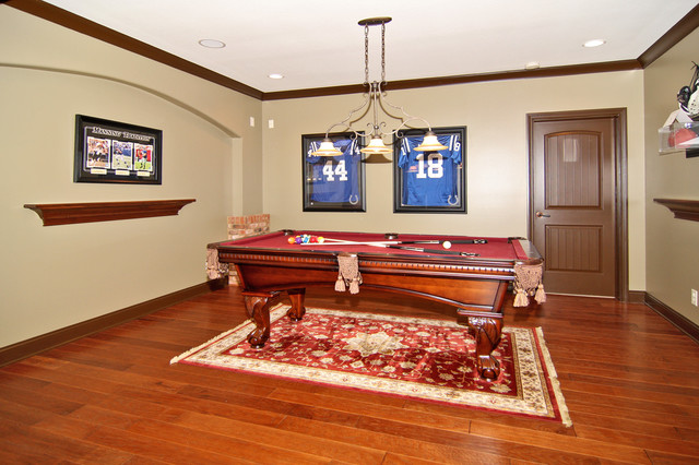 Marcy lewis havencrest homes traditional basement for Home designs by marcy