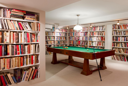 It is Book Lover's Day! To celebrate we will be sharing ways that having a library in your basement can...