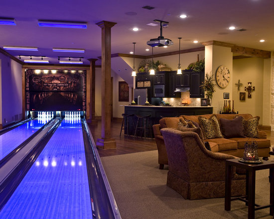 basement bowling alley design ideas pictures remodel and