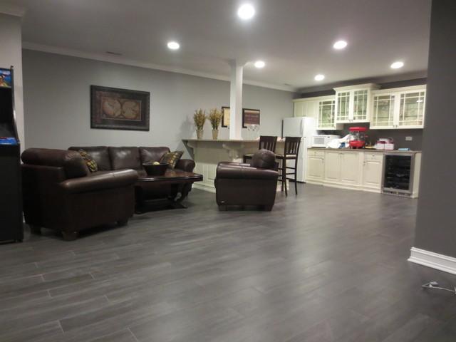 north suburbs basement remodeling. Black Bedroom Furniture Sets. Home Design Ideas