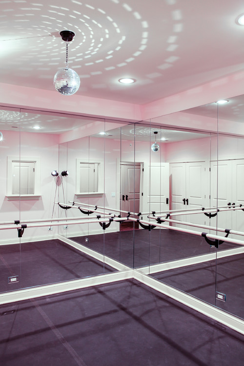 Ideas for an at home dance space your daily