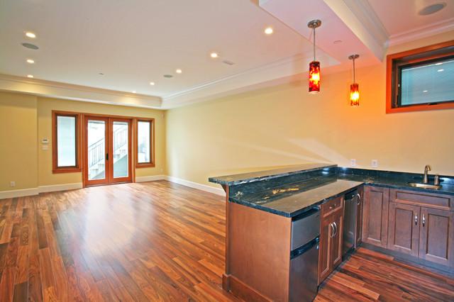 OH Custom 15 traditional-basement