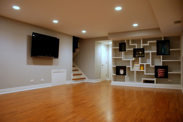 Pinehurst Circle Basement Finished Company  Traditional Kids Chicago 4th Street