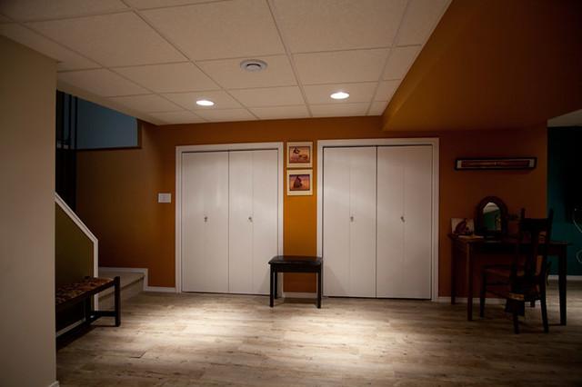 photos in prescott traditional basement