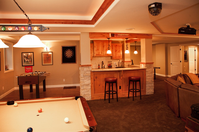 Remodeling ideas - Basement remodeling ideas ...