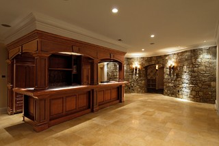 Residential Bars   Traditional   Basement   DC Metro   By Platinum Designs,  LLC   Ian G. Cairl, Designer