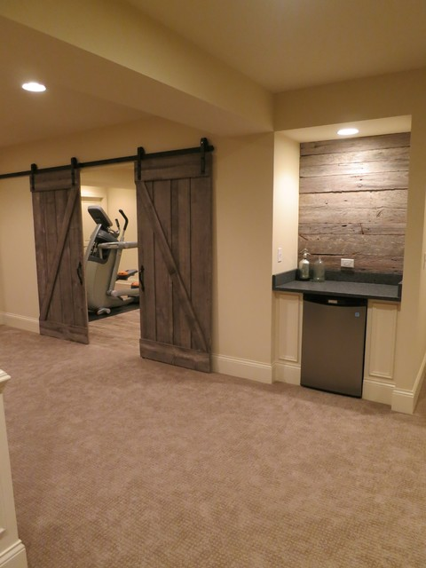 Rustic basement remodel for Rustic finished basement