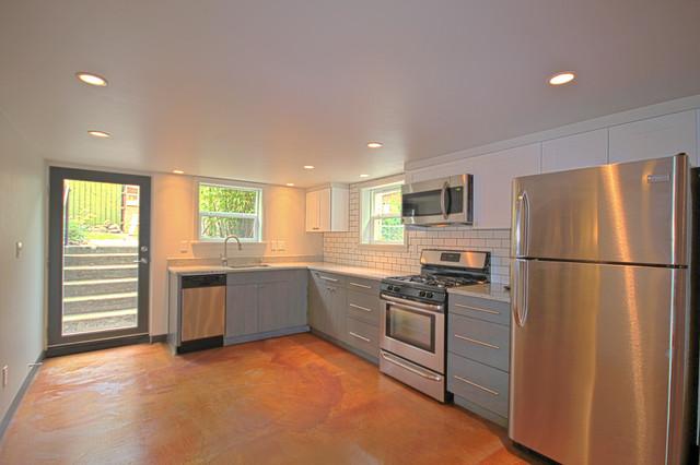 Seattle Basement Remodel Accessory Dwelling Unit