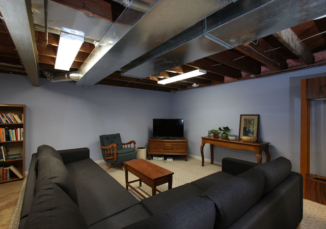 amy hinck 39 s projects traditional basement minneapolis by