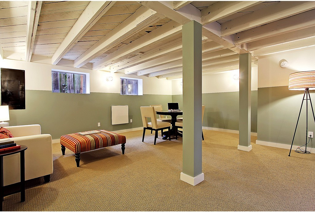Low Basement Ceilings Houzz