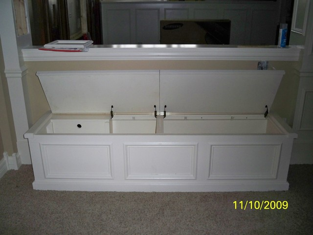 STORAGE SOLUTIONS - Traditional - Basement - chicago - by Cut Masters Construction