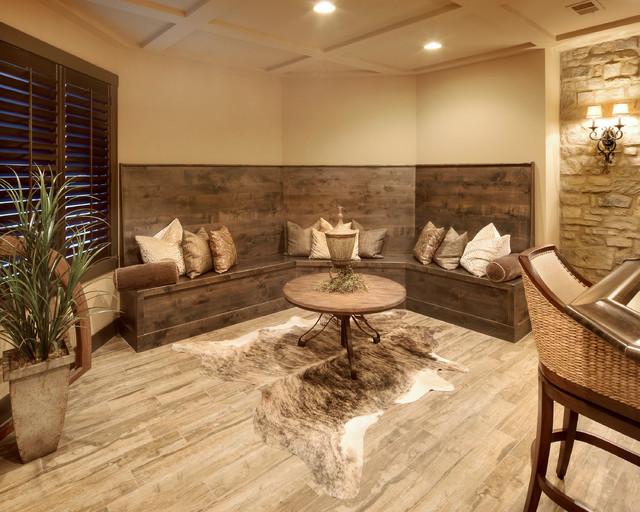 Summer lake floor plan for Mediterranean house plans with basement