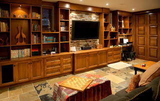 pictures of espresso kitchen cabinets the award winning traditional basement 7451