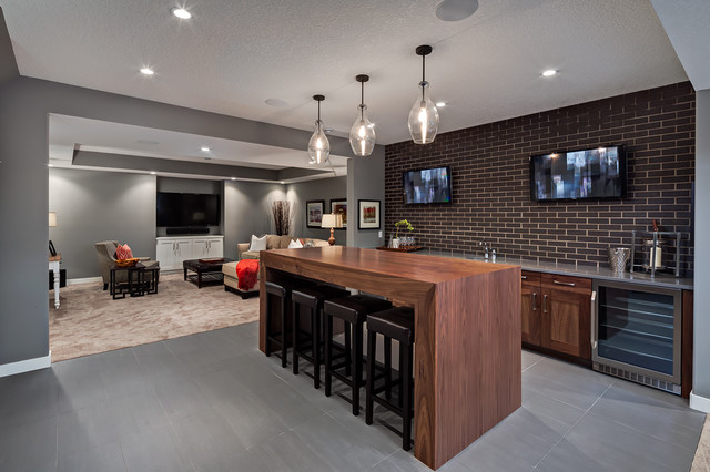 The Capilano transitional-basement