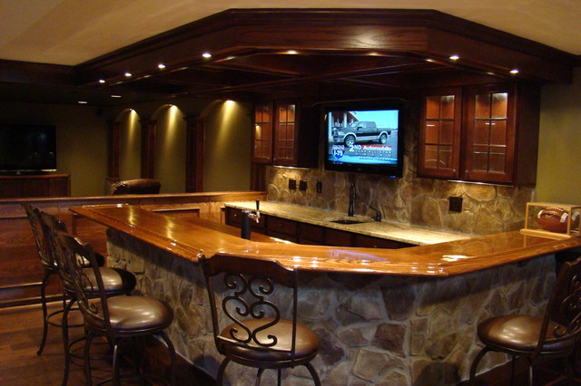 the finished basement llc traditional basement cincinnati by the finished basement. Black Bedroom Furniture Sets. Home Design Ideas