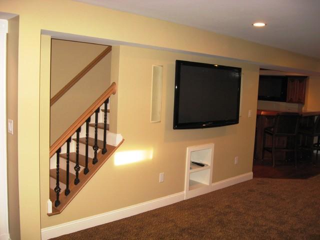 Traditional Basement traditional-basement