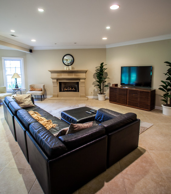 Ultimate whole house interior remodeling in sterling va for Interior floor design sterling va