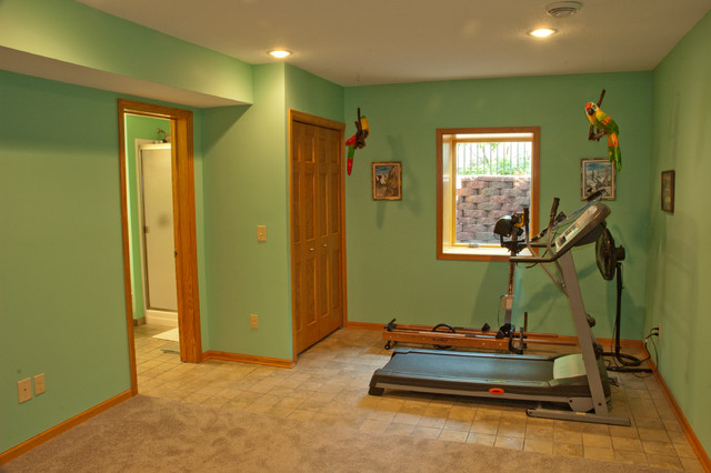 Unfinished Basement = Fresh Remodeling Ideas contemporary-basement | 640 x 426 · 67 kB · jpeg