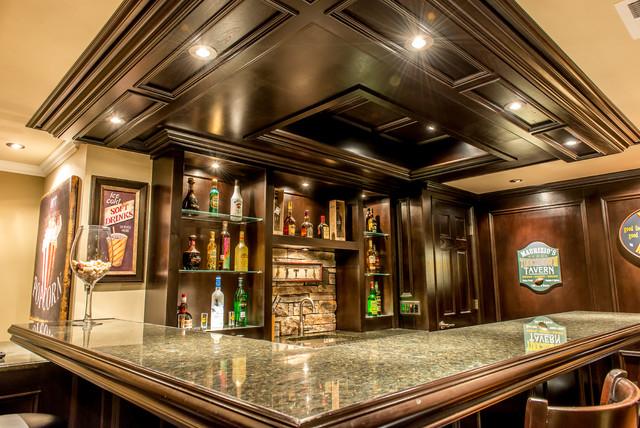 Visconti traditional-basement