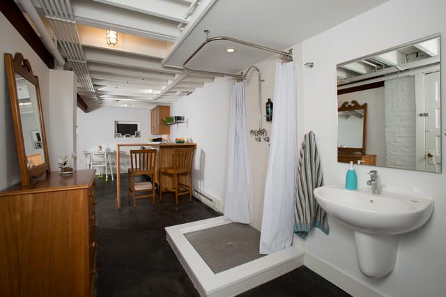 Washington DC Full House Remodel Transitional Basement DC - Bathroom remodeling washington dc