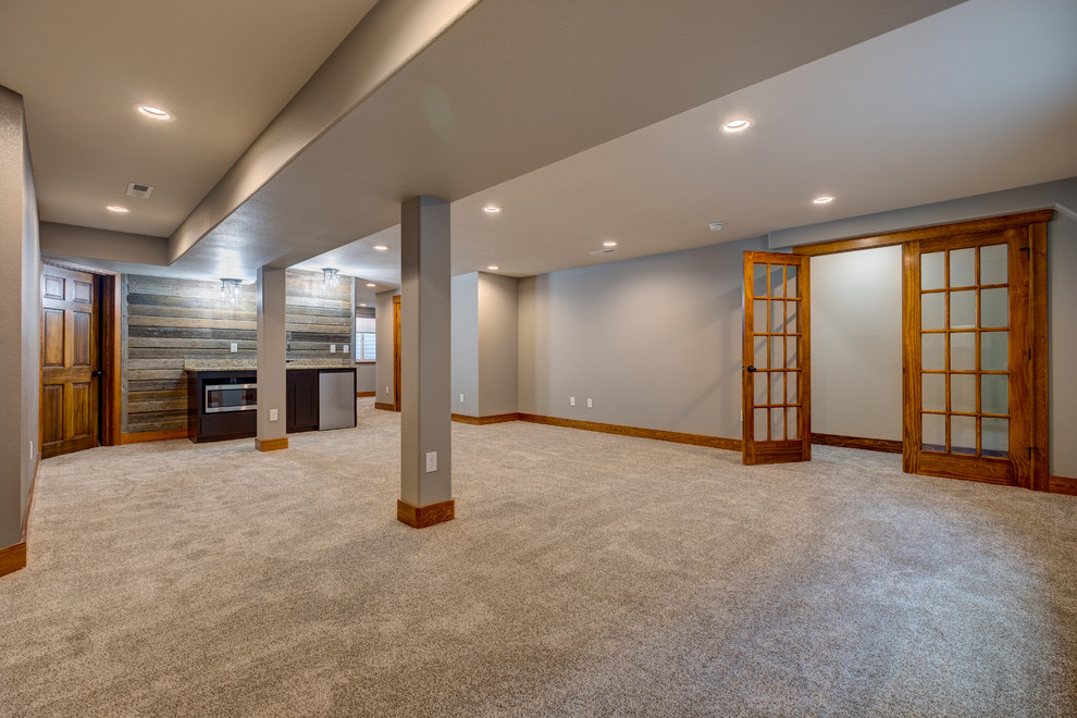 Waterford Basement Design-Build