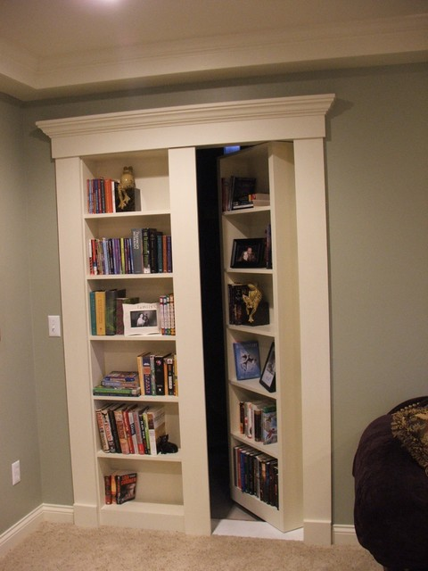 how to paint a stained cabinet door