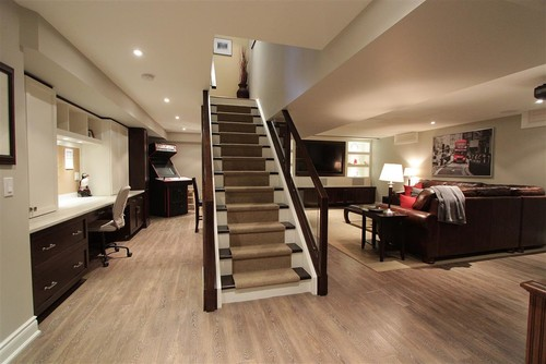 Is The Flooring Wood Or Wood Look Tile? If Tile, Manufacturer?