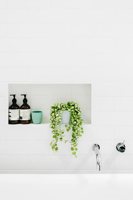 北欧 バスルーム nordico-cuarto-de-bano